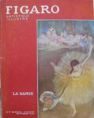 La danse. - Figaro artistique illustré, novembre: Collectif