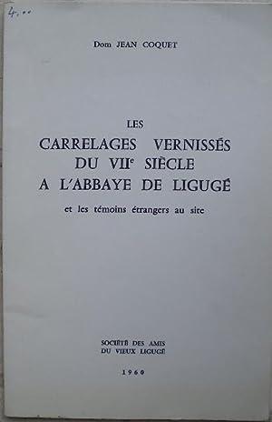 Les carrelages vernissés du VIIe siècle à: Coquet (Jean), Dom.