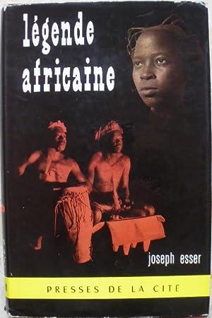 Légende africaine. Iyanza, héros national Nkundo.: Esser (Joseph)