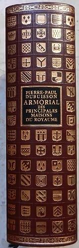 Armorial des principales maisons et familles du: Dubuisson (Pierre-Paul)