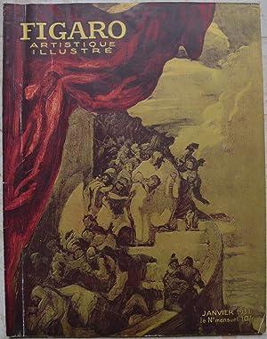 Figaro Artistique illustré, janvier 1931.: Collectif