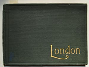 The new royal standard album of photographic views of London. Printed and published by : The Lond...