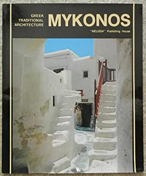 Mykonos. - Greek traditional architecture.