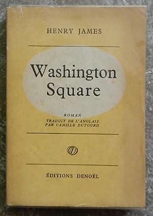 Washington Square.: James (Henry)
