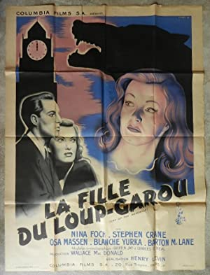 La fille du loup-garou (cry of the werewolf).
