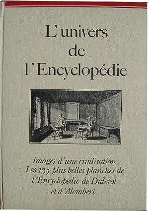 L'UNIVERS DE L'ENCYCLOPEDIE.: Barthes (Roland), Mauzi