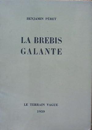 La brebis galante.: Péret (Benjamin)