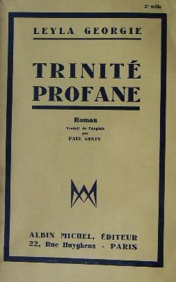 Trinité profane.: Georgie (Leyla)