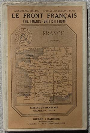 le front français - The franco-british front.