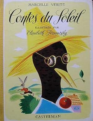 Contes du soleil.: Vérité (Marcelle)