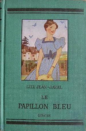 Le papillon bleu.: Jean-Javal (Lilly)