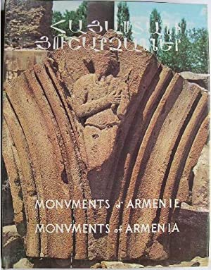 Monuments d'Arménie. - Monuments of Armenia.