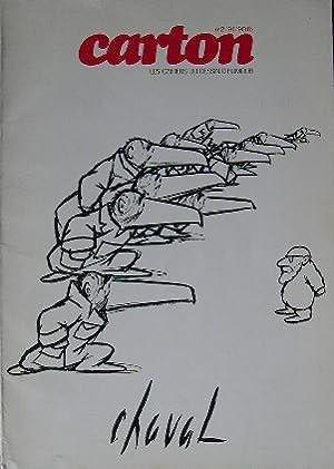 Carton N° 2. Les cahiers du dessin: Collectif