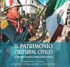 El patrimonio cultural civico: La memoria política: Arizpe, Lourdes, (coord.)
