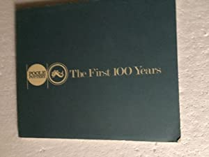 The First 100 Years 1873-1973 The Story