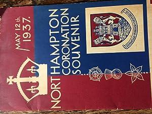 Northampton Coronation Souvenir Programme May 12th 1937