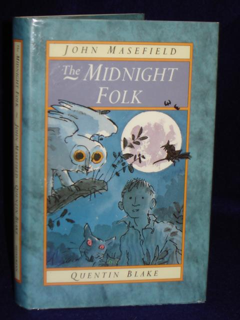 The Midnight Folk: Masefield, John.