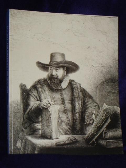 etchings by rembrandt from the s william pelletier collection signed by weislogel