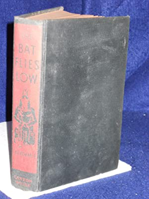 The Bat Flies Low: in the Book of Thoth, and behind the golden curtain, lay one of Egypt's most...