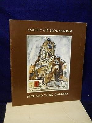 American Modernism: York, Richard T., president