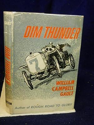 Dim Thunder: Gault, William Campbell.