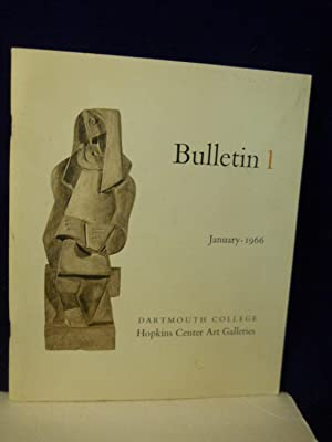 Bulletin 1, January 1966: Lathrop, Churchill P., introduction