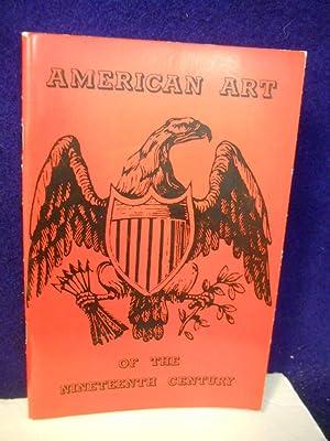 American art of the 19th Century: Members of the Senior Seminar in Art History