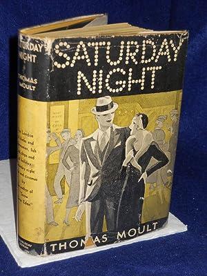 Saturday Night: Moult, Thomas