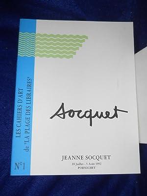 Jeanne Socquet: Peintures -- Dessins. EN FRANCAIS: Cheval, Jean-Claude and Alain Bilot