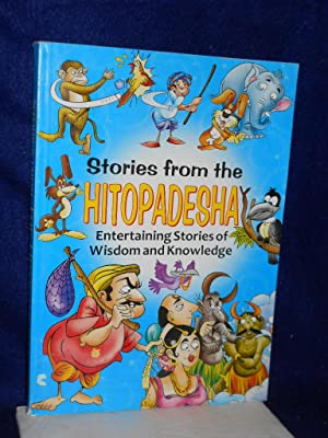 Stories from the Hitopadesha: the Clever Crow.and: Gupta, Sandeep, editor.