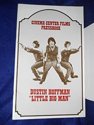 Little Big Man/ Dustin Hoffman. Cinema Center Films Pressbook: Cinema Center Films