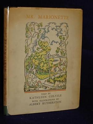 Mr. Marionette: Colvile, Kathleen