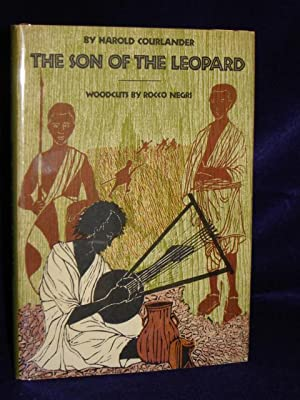The Son of the Leopard: Courlander, Harold