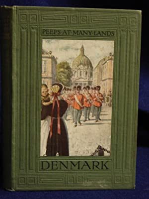 Denmark [Peeps at Many Lands series]: Thomson, M. Pearson