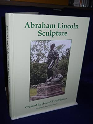 Abraham Lincoln Sculpture Created by Avard T. Fairbanks. SIGNED by author: Fairbanks, Eugene F.