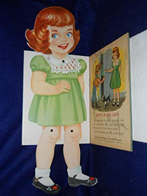 Betty Plays Lady. A Bonnie Jack-in-the-Book: Lowe
