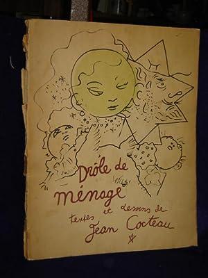 Drole de Menage: Cocteau, Jean