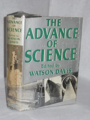 The Advance of Science: Davis, Watson, editor
