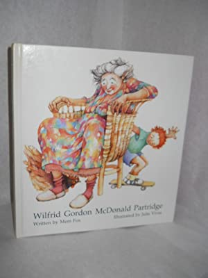 Wilfrid Gordon McDonald Partridge: Mem Fox.