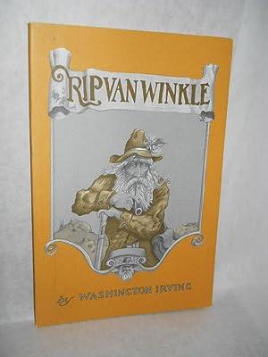 Rip Van Winkle. The Mountain Top Edition: Irving, Washington.