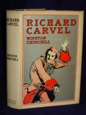 Richard Carvel: Churchill, Winston