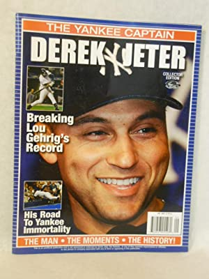 Derek Jeter, the Yankee Captain. Collector Edition