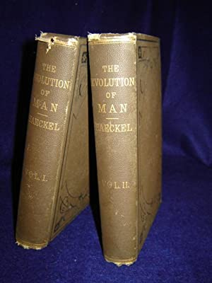 The Evolution of Man: a popular exposition of the principal points ofhuman ontogeny and phylogeny. ...