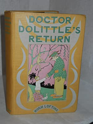 Doctor Doolittle's Return: Lofting, Hugh