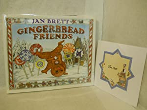 Gingerbread Friends. SIGNED by author: Brett, Jan