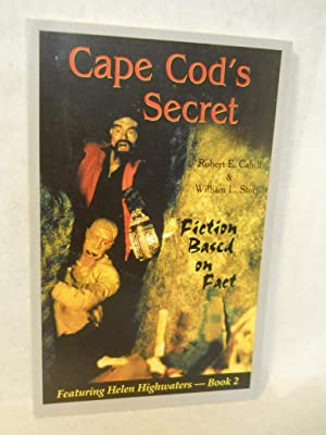 """The adventures of """"Helen Highwaters"""" in Cape Cod's Secret. Book 2. SIGNED by authors..."""