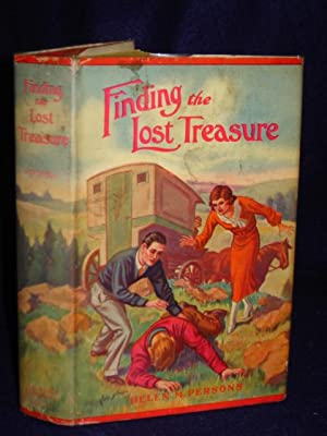 Finding the Lost Treasure: Persons, Helen M.