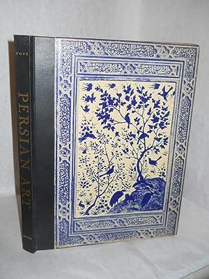 Masterpieces of Persian Art: Pope, Arthur Upham
