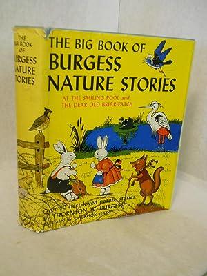 The Big Book of Burgess Nature Stories: Burgess, Thornton W.