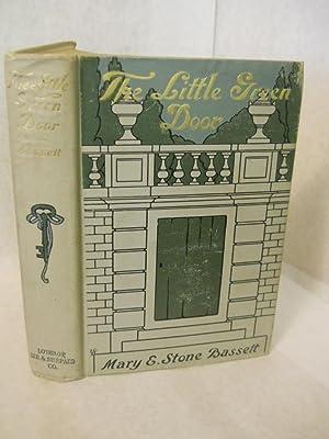The Little Green Door: a novel: Bassett, Mary E.